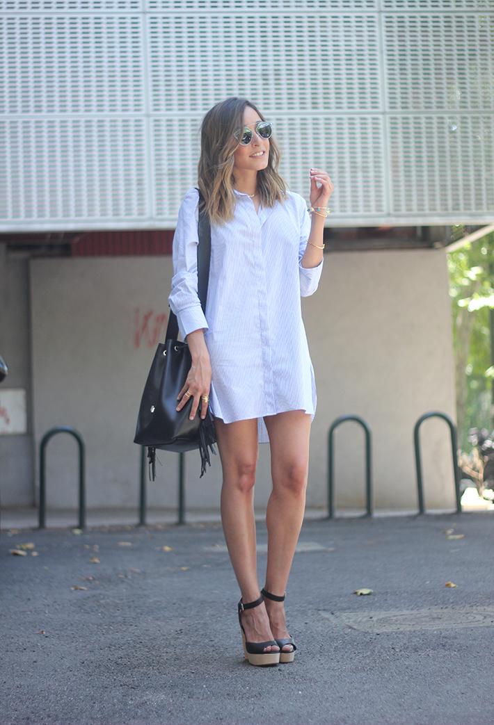 Shirt Dress Wedges So Real Dior10