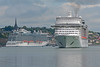 280,650GRT of cruise ship. by MSGS4