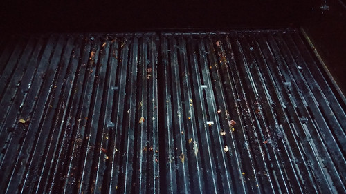 The Q-Lite™ Easily Illuminates Entire Grill Surface
