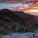 Stelvio Pass Sunrise by Sandro Bisaro
