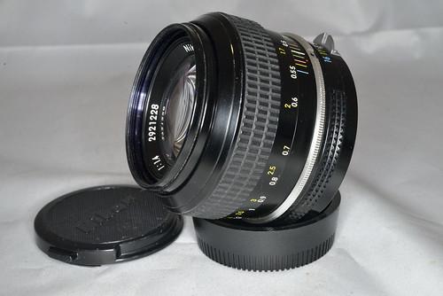 nikkor 50mm 1.4 manual