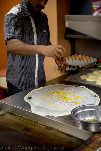 Murtabak/Stuffed Roti