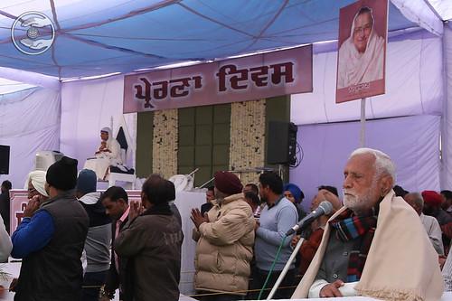 President SNM, J.R.D. Satyarthi from Delhi