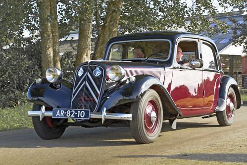 Citroën 11 BL Légère Traction Avant 1952 (3520)