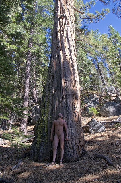naturist 0008 Secret Cove, Lake Tahoe, Nevada, USA