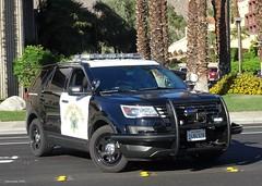 California Highway Patrol - Ford Police Interceptor Utility (99)
