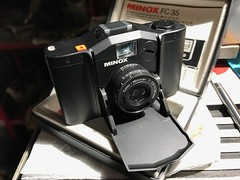 Latest junking find: Minox 35GL