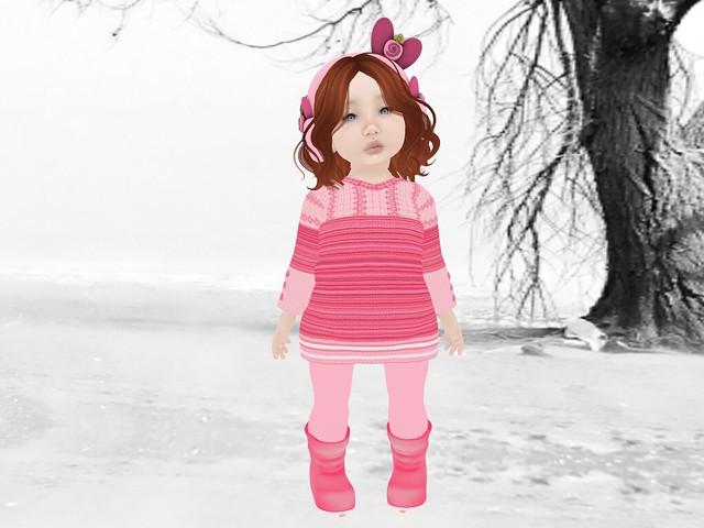 Bella Knit Gacha by Unicorn Princess