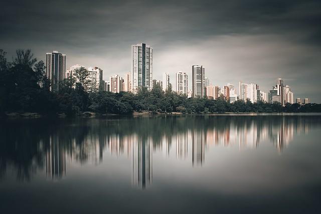 Igapó lake / Londrina