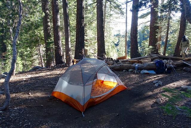 Campsite, Asa Lake, m1041