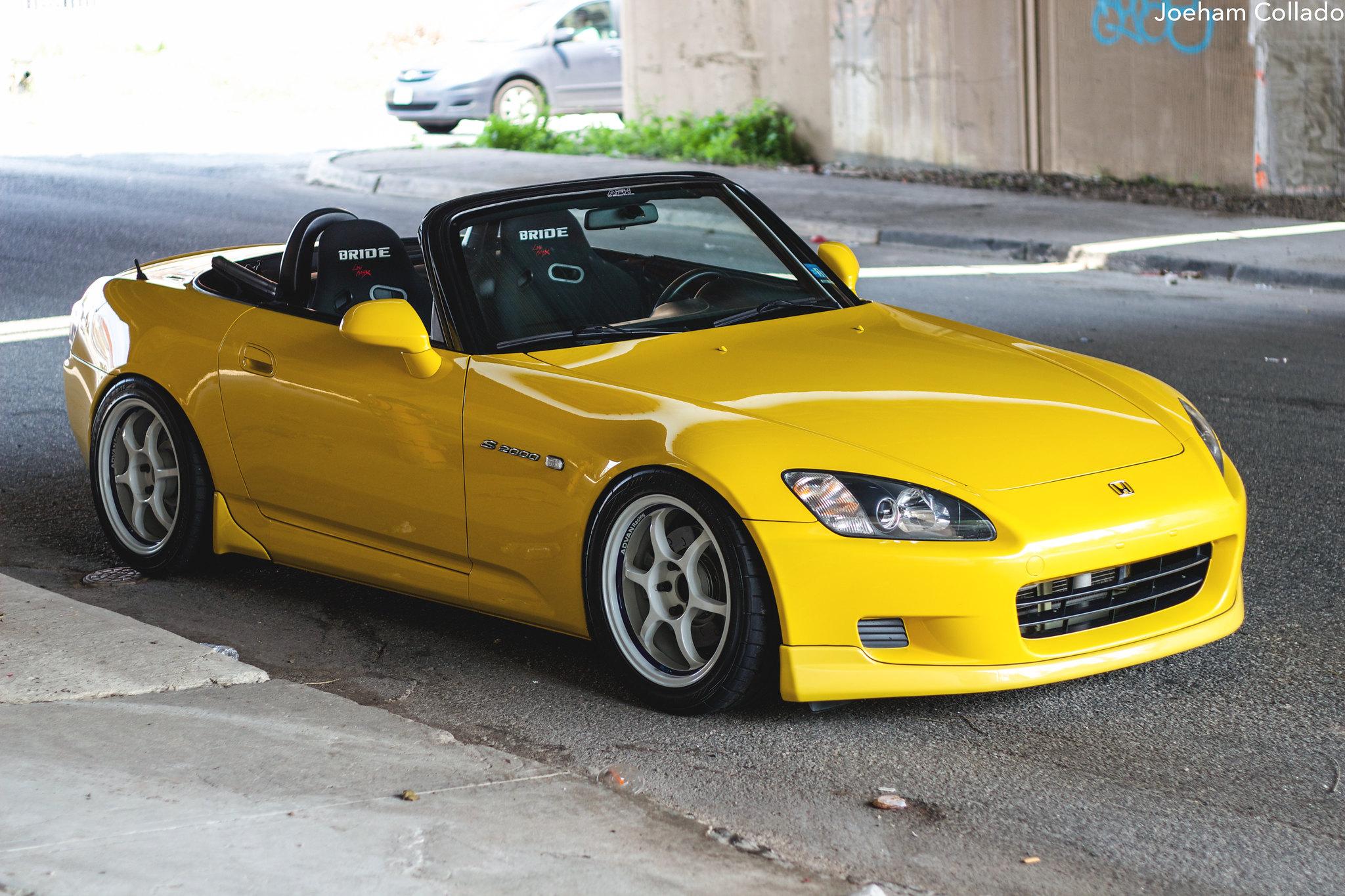 Honda Of Seattle >> My 2001 Spa Yellow S2000 - Honda-Tech - Honda Forum Discussion