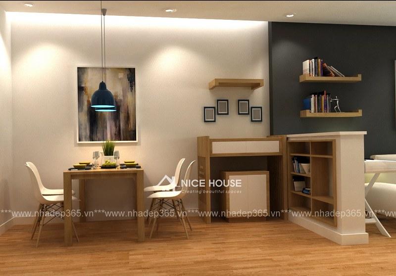 Thiết kế nội thất chung cư Helios - Anh Lân - Hà Nội_04