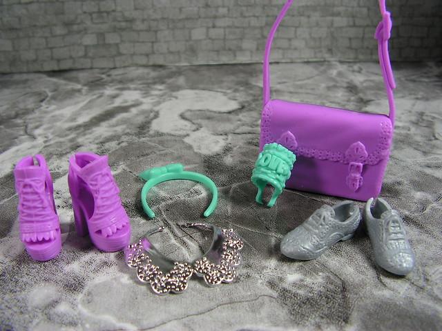 2014 Barbie Accessories CLL56