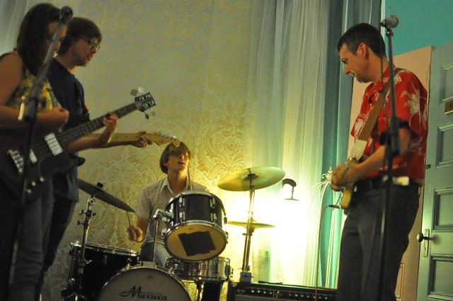 Shotgun Jimmie Band at Raw Sugar