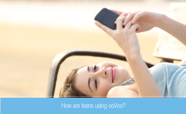 How to use oovoo on facebook