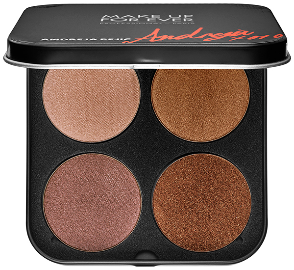 MAKE UP FOR EVER Be Bold. Be Unexpected. Be You. Artist Shadow Palettes
