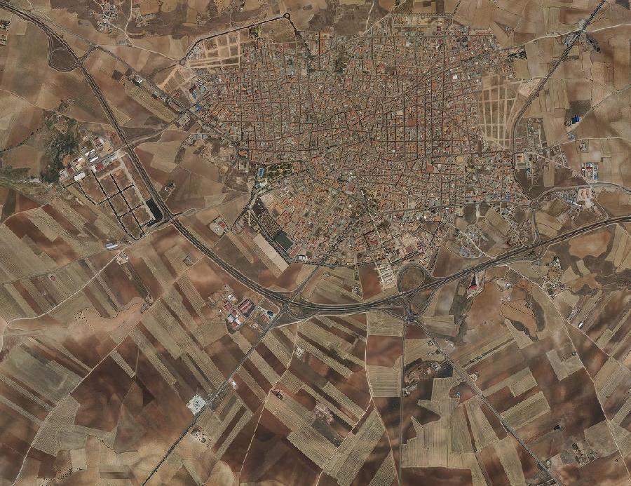 la solana, ciudad real, el secarral, antes, urbanismo, planeamiento, urbano, desastre, urbanístico, construcción