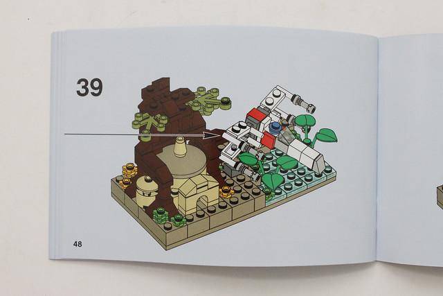 Οδηγίες για το Star Wars SDCC 2015 Dagobah Mini-Build 19734615731_4348c97137_z