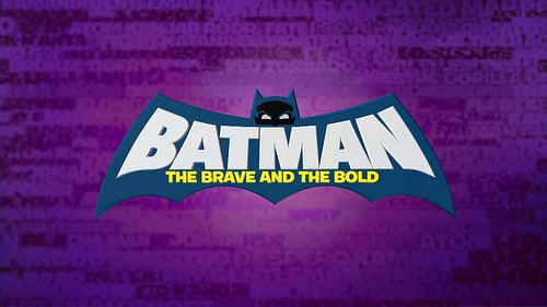 Batman The Brave And The Bold (2008-2011, 65odc)