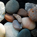 Lake Superior beach stones by mfophotos