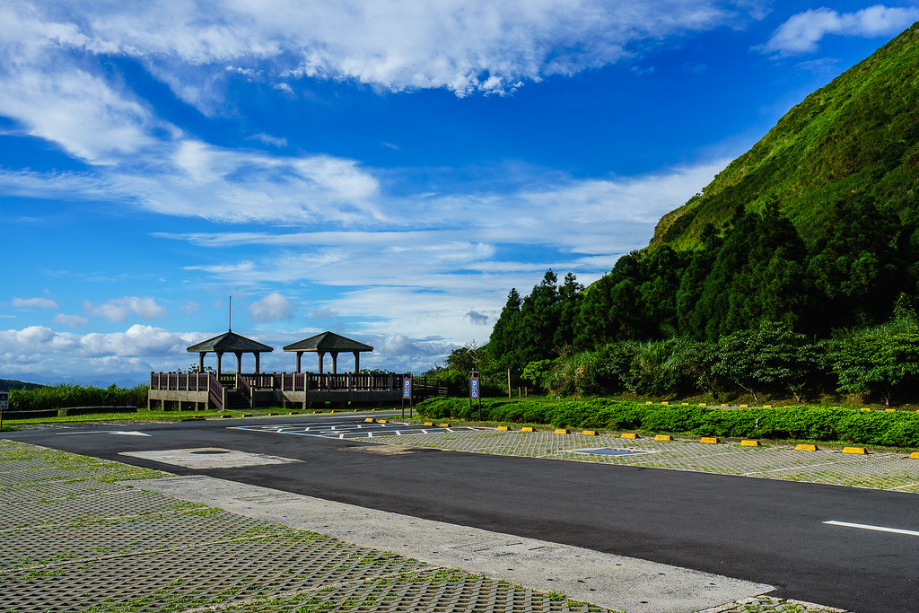 夢幻湖停車場