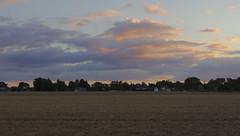 Sunset over Morsan