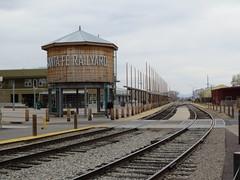 Santa Fe Railyard and Travel to Colorado Springs, CO - 3/30/2014