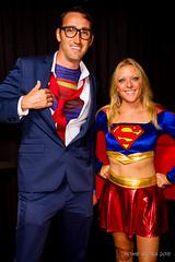 Tampa Bay Comic-Con 2015 Cosplay - SUPERMAN & SUPERGIRL