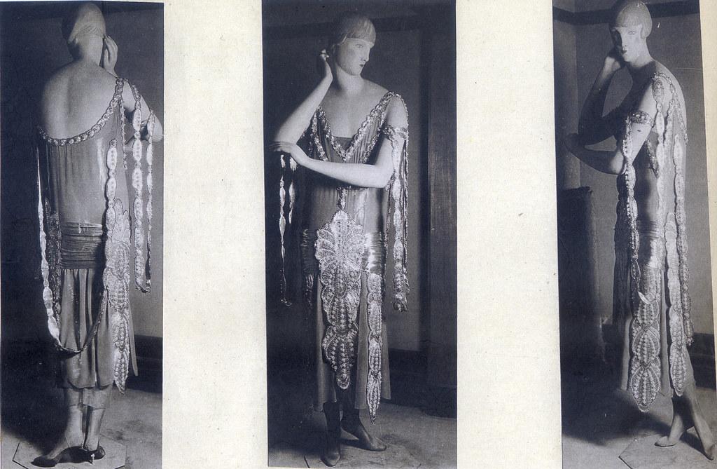 La robe sur mannequin