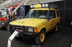 Land Rover Discovery mk1 Camel Trophy