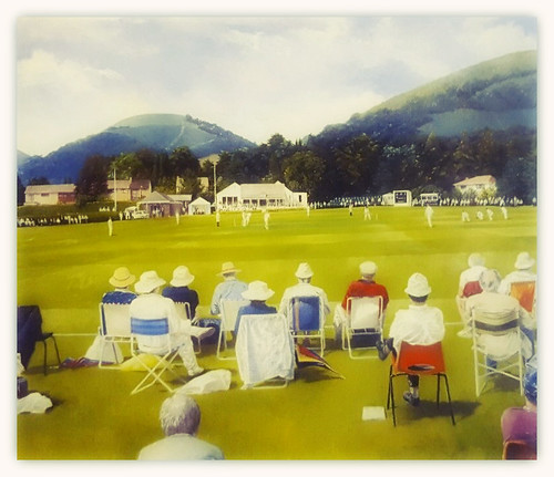 Abergavenny Cricket Club (Dickie-Dai-Do)