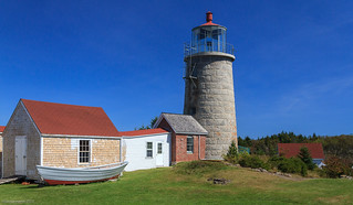Monheagan Island Light