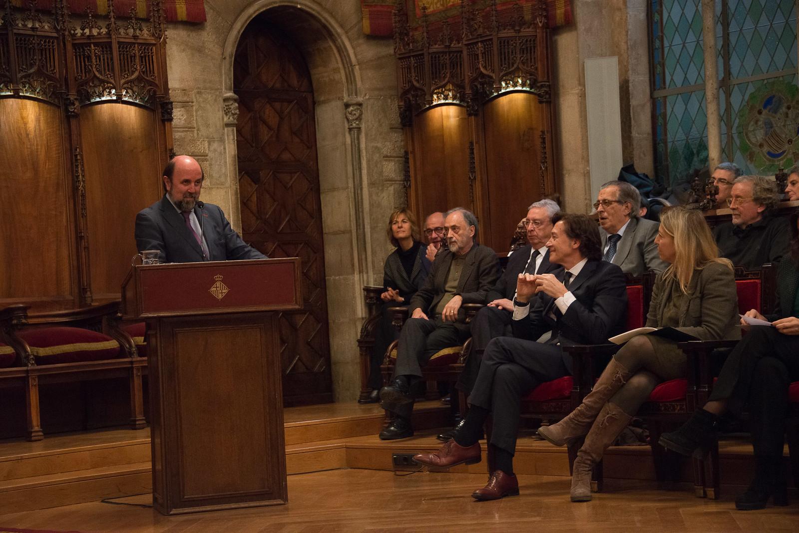 dv., 03/02/2017 - 11:50 - Presentació del 25è aniversari dels Jocs de Barcelona '92