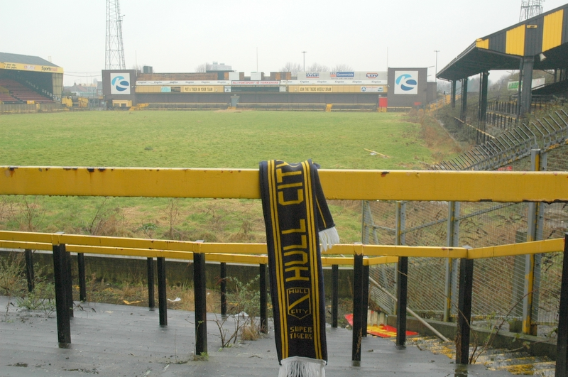 BOOTHFERRY PARK HULL
