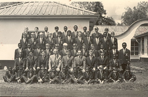 Junior House Duke of York School Nairobi 1967
