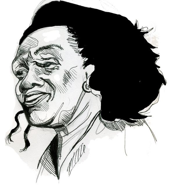 coretta scott coloring pages - photo#25