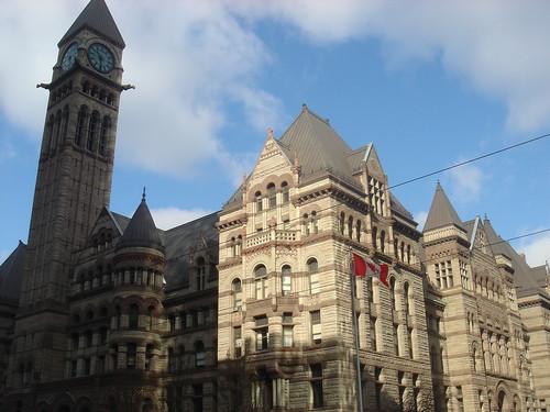 Toronto House Court