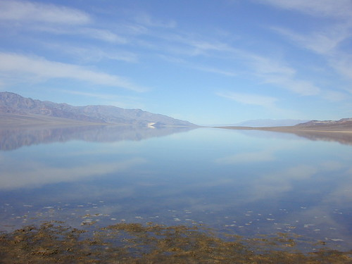Death Valley, January 2005