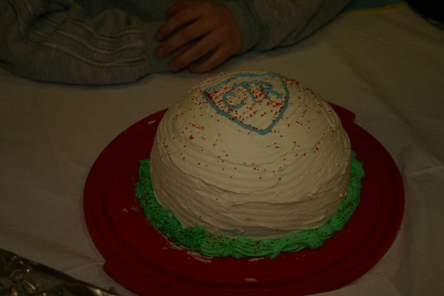 Father & Son Cake Decorating Contest Flickr - Photo Sharing!