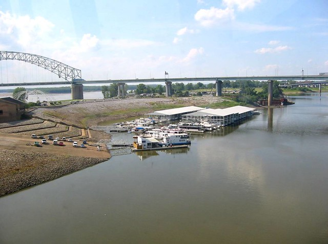 Going to mud island steamboats memphis tennessee for Mud island memphis