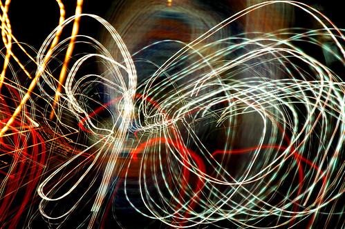 Light Graffiti Series # 52