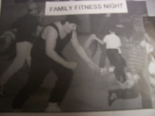 Family Fitness Dad