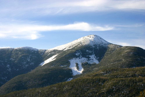 Mt. Wright from Mt. Colden