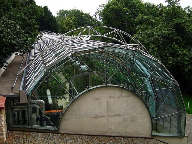 Modern greenhouse flickr photo sharing for Modern greenhouse design
