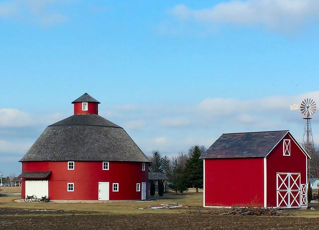 Howard County Barn  Flickr  Photo Sharing!
