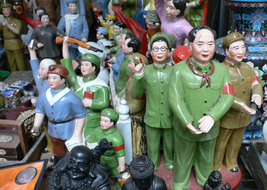 Cultural Revolution for Sale