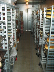 building, warehouse, aisle,