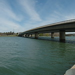 Commonwealth Avenue Bridge over Lake Burley Griffin