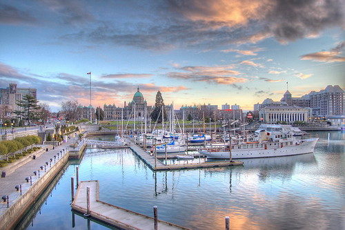 Inner Harbour HDR