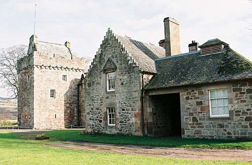 Hunterston Castle West Cottage And Castle Flickr Photo